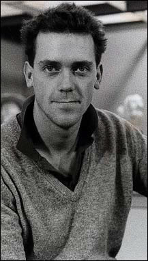 Hugh Laurie young