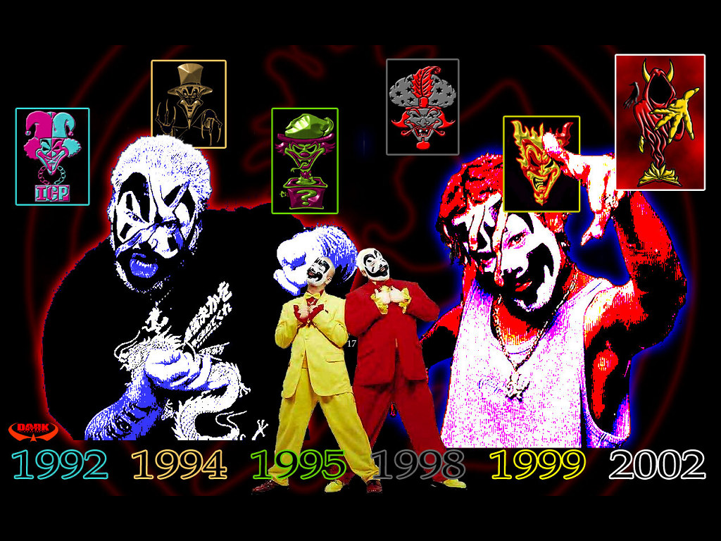 insane clown posse images icp forever hd wallpaper and background