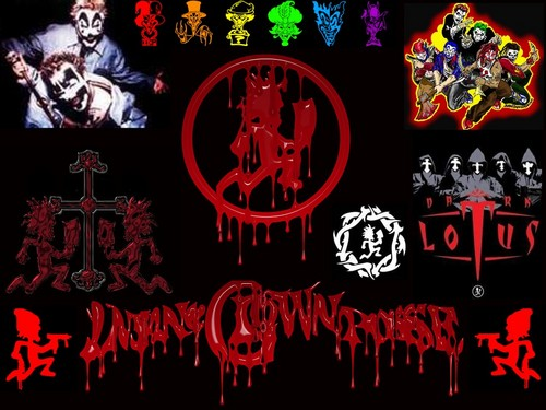 Insane Clown Posse wallpaper probably containing a sign called ICP Greatness