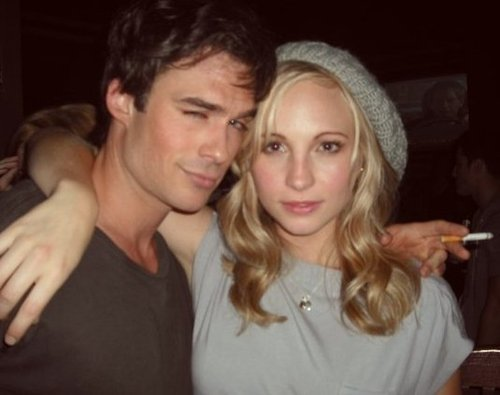 Ian and Candice