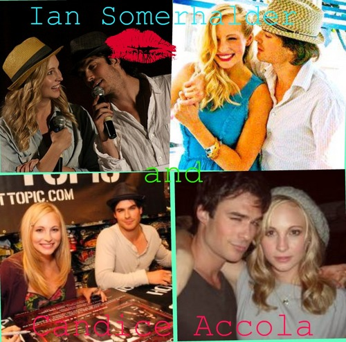 Ian and Candice  ♥