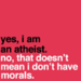 Icons - atheism icon