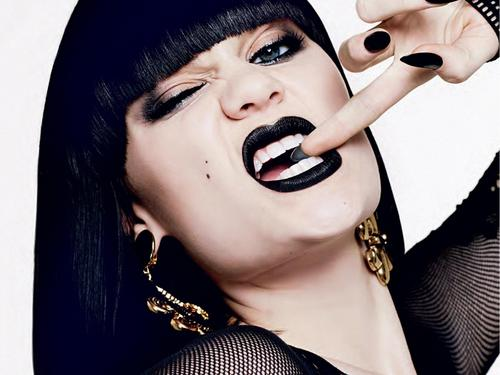 Jessie J wallpaper titled JESSIE J :P