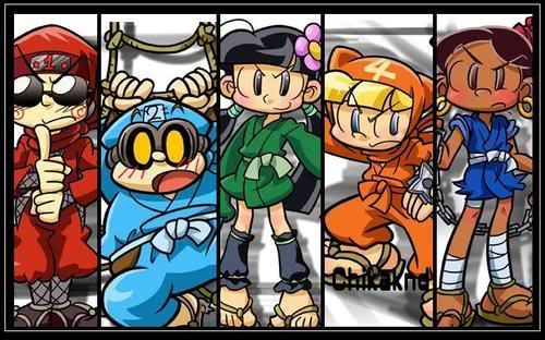Codename: Kids Weiter Door Hintergrund possibly containing a stained glass window and Anime entitled Jappanese Sector V