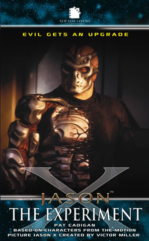 Jason X: The Experiment - friday-the-13th Fan Art
