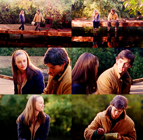 Jess and Rory ♥