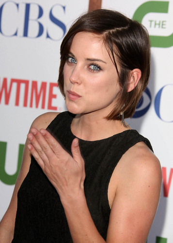 Jessica Stroup: CBS,The CW And Showtime TCA Party in BevHills, Aug 3