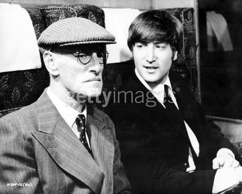John and Wilfrid Brambell