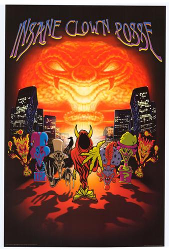 Joker's Cards Poster