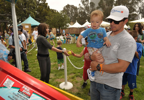 June 13 2010 - Kodak At 21st Annual A Time for Heroes Celebrity Picnic