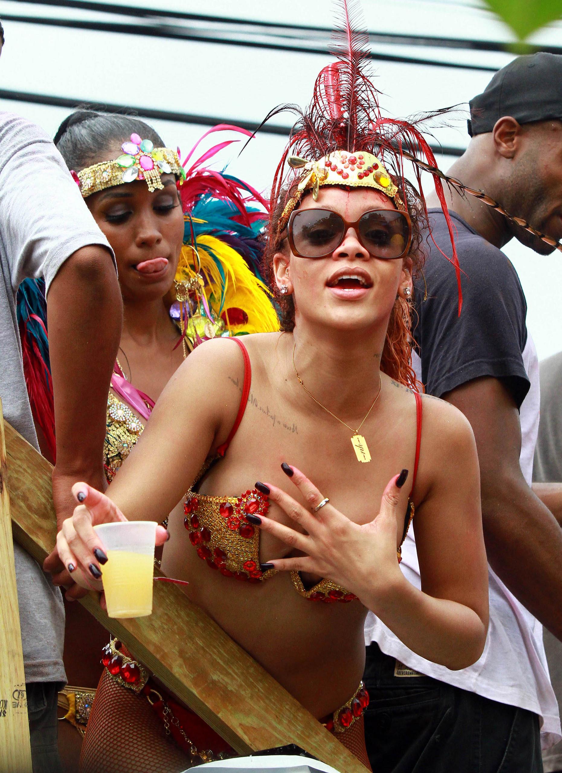 Kadoomant Day Parade In Barbados 1 08 2011