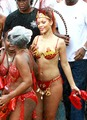 Kadoomant Day Parade In Barbados 1 08 2011 - rihanna photo