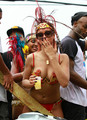 Kadoomant hari Parade In Barbados 1 08 2011