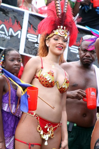 Kadooment Day Parade in Barbados 1 08 11