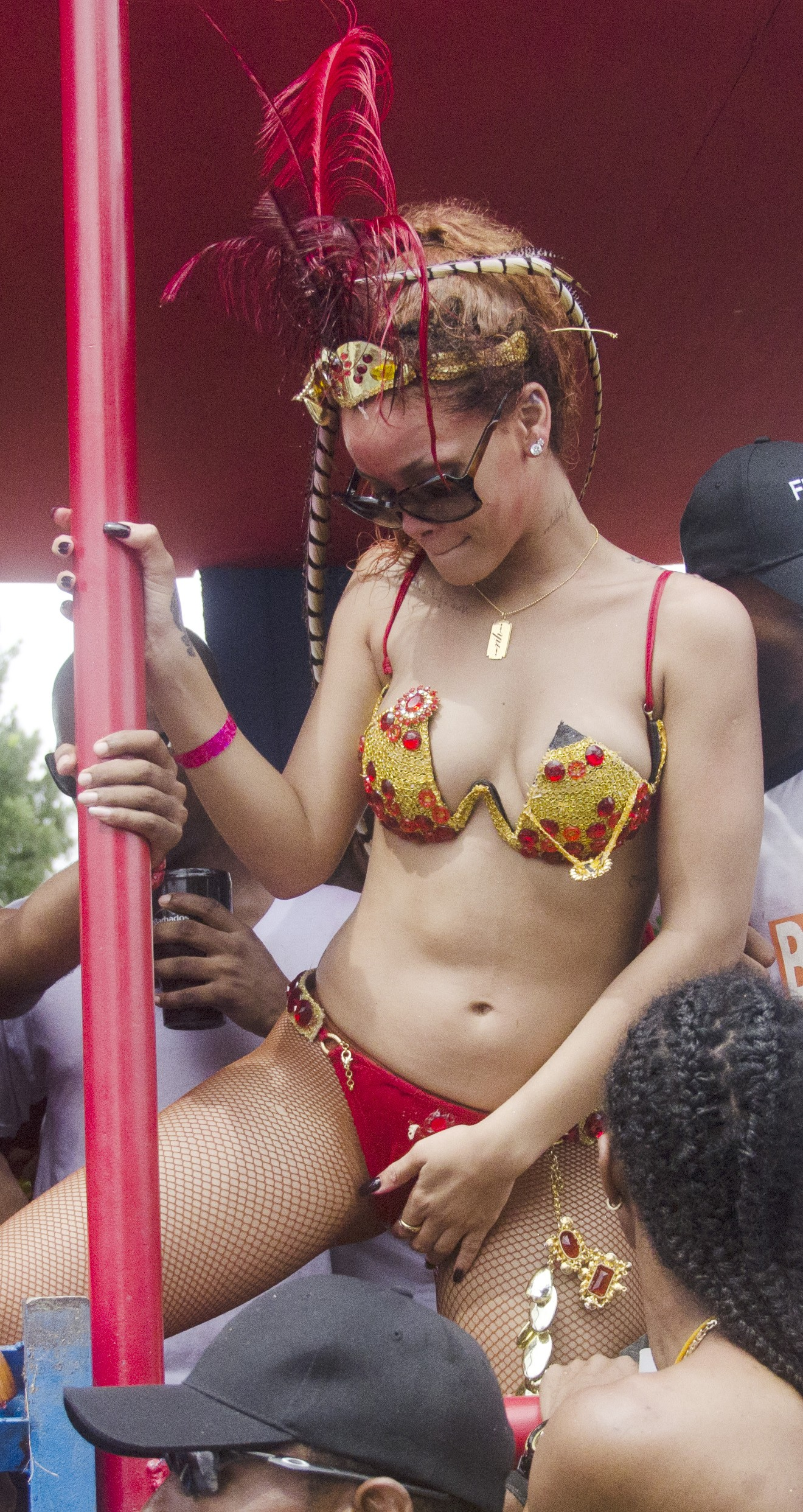 Kadooment Day Parade in Barbados 1 08 11