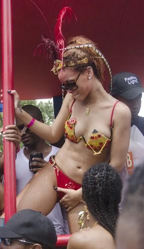 Kadooment siku Parade in Barbados 1 08 11