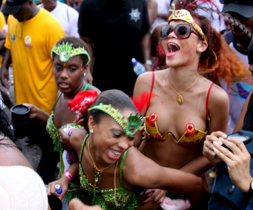 Kadooment jour Parade in Barbados 1 08 11