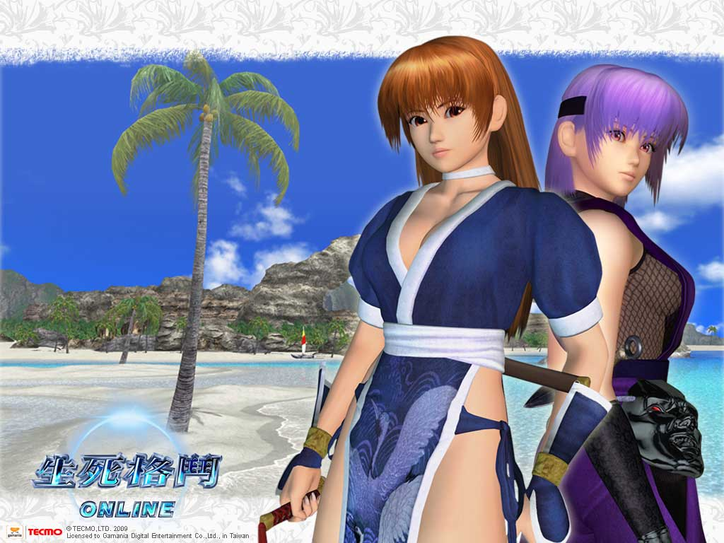 Dead or alive kasumi and ayane apologise, but