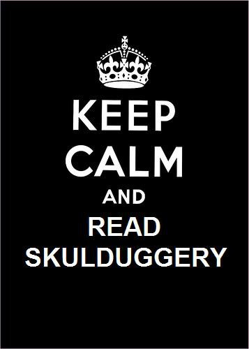 Skulduggery Pleasant fondo de pantalla titled Keep calm