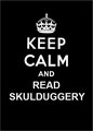 Keep calm - skulduggery-pleasant fan art