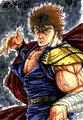 Kenshiro / BK-81 - fist-of-the-north-star fan art