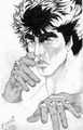 Kenshiro / Donovant - fist-of-the-north-star fan art