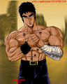 Kenshiro / webyosan - fist-of-the-north-star fan art