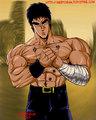 Kenshiro / webyosan - fist-of-the-north-star fan art
