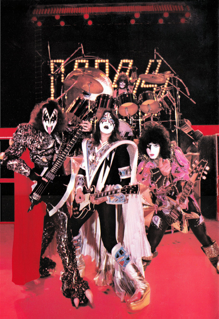 Kiss Dynasty Tour Dvd