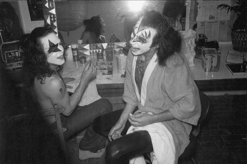 KISS Los Angeles 1975