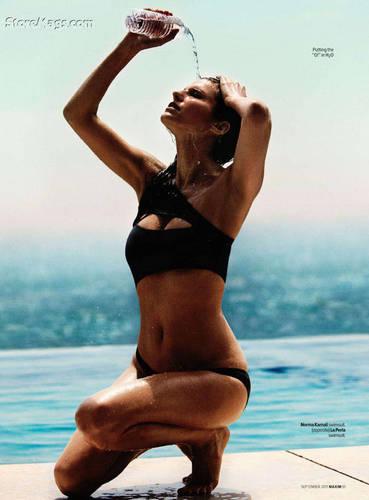 Lake in Maxim Magazine - September 2011 [scans]