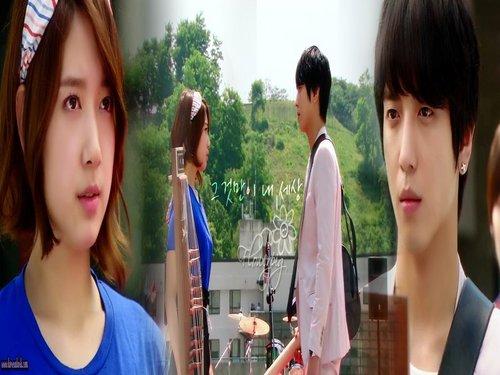 Lee Shin& Lee Kyu Won