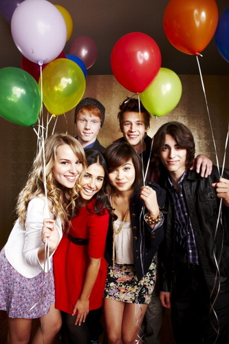Lemonade Mouth wallpaper possibly with a meteorological balloon called Lemonade Mouth