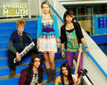 Lemonade Mouth - lemonade-mouth wallpaper