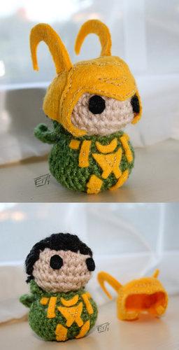 Loki Plush Toy