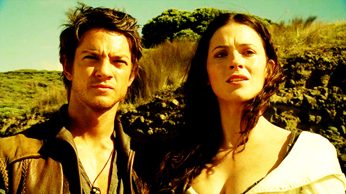 Legend of the Seeker wallpaper with a portrait called Lots ღ