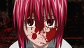 Lucy (Elfen Lied) - anime-gore wallpaper