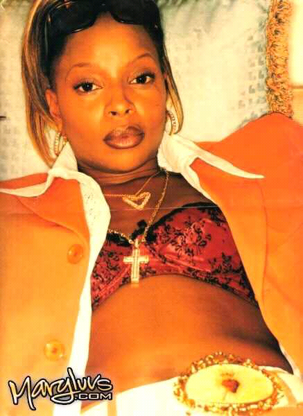 Nude pics of mary jane blige