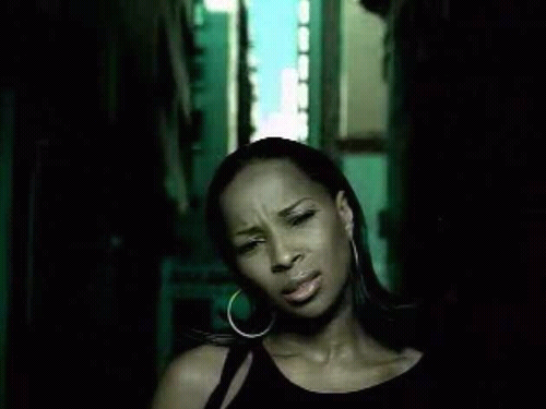 MARY J BLIGE NO lebih DRAMA VIDEO 2001