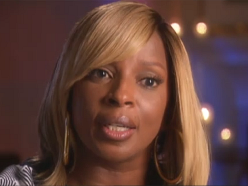 MARY J BLIGE VH1 BEHIND THE Musik INTERVIEW