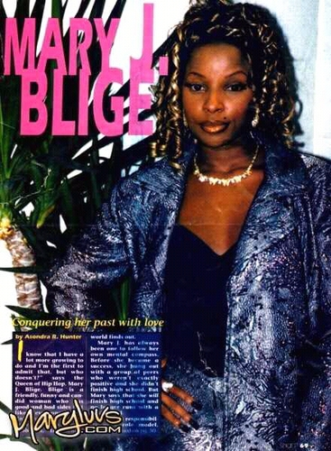 MARY J BLIGE WHAT'S THE 411 ERA