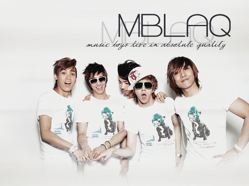 MBLAQ fondo de pantalla probably with a portrait entitled MBLAQ