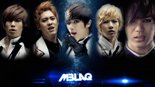 MBLAQ fondo de pantalla possibly containing a portrait called MBLAQ