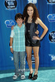 Madison Pettis: Phineas And Ferb Premiere in Hollywood, Aug 3