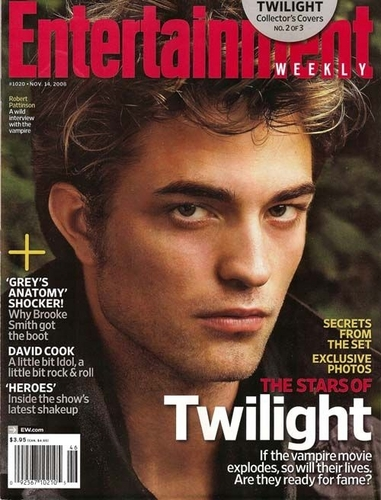 Magazine Covers with Rob <3333333333