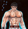 Man of Seven Scars / Kenshiro-FDP - fist-of-the-north-star fan art