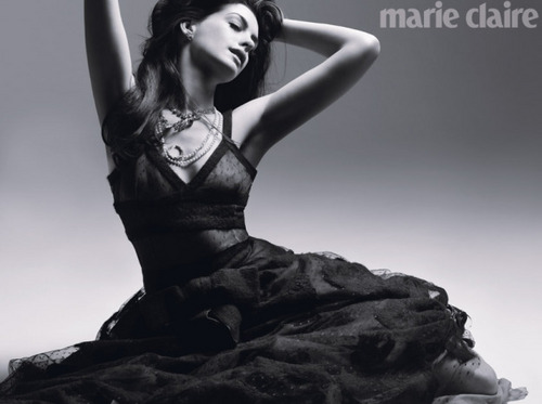 Marie Claire September 2011