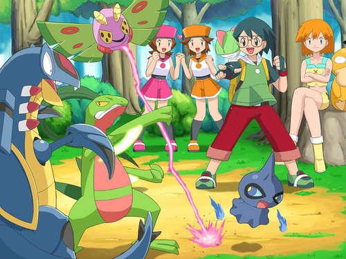 Max the Pokemon Trainer!