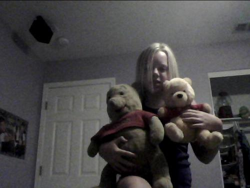 Me and my Pooh bears