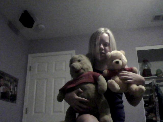 Me and my Pooh bears